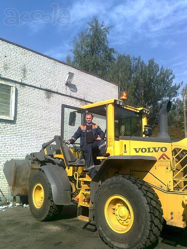 Работа в санкт-петербурге машинист погрузчика вахта